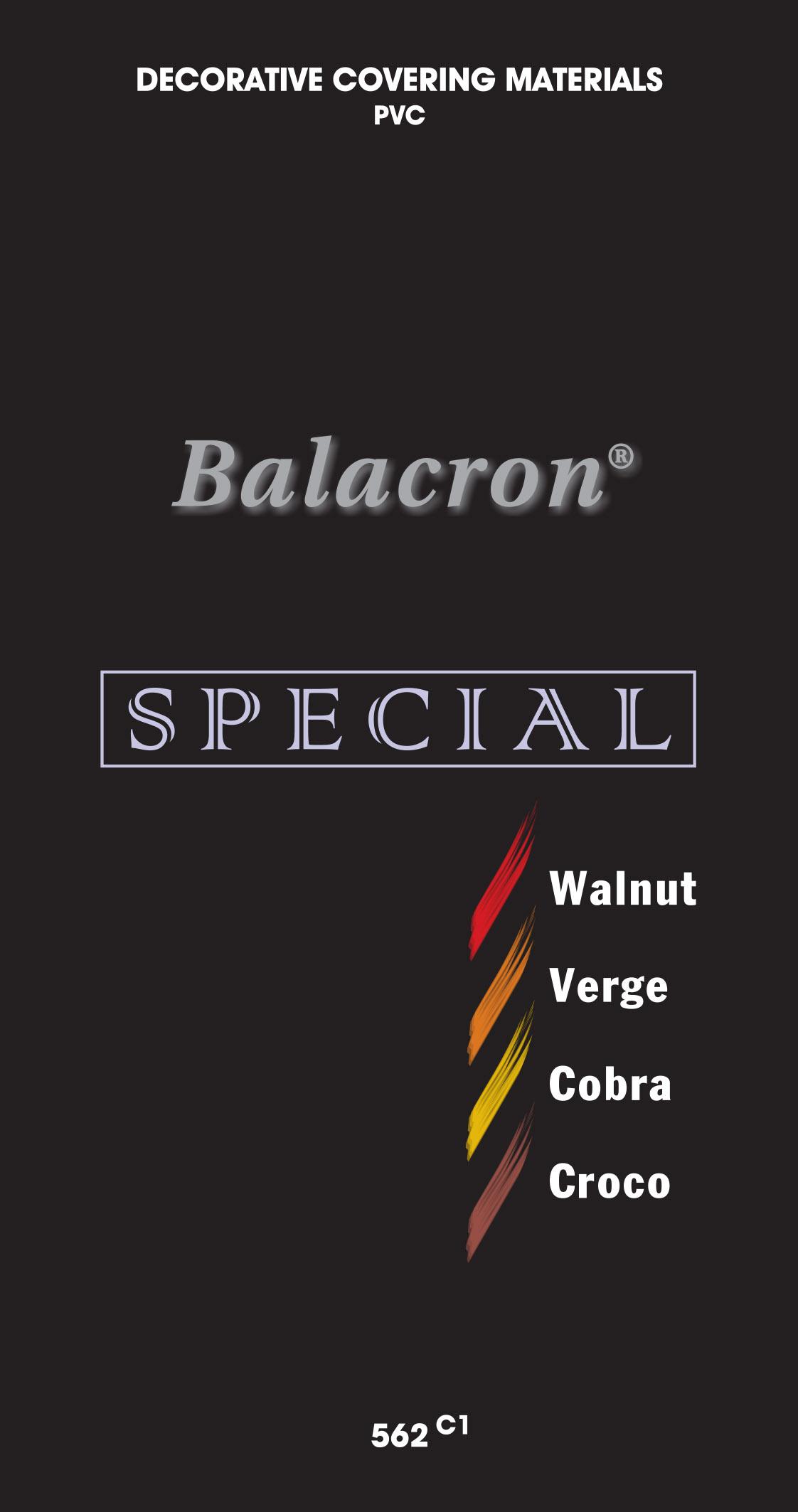 Pt Pentamapan Cemerlang 187 Balacron Special Walnut Verge